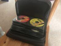 90 DVDs Film and TV - LOTR, Allo Allo, Kill Bill I/II, Rocky collection etc.