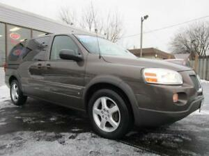 2008 PONTIAC MONTANA SV6 * ONLY 120,000 KMS !!! POWER SEAT MP3 *