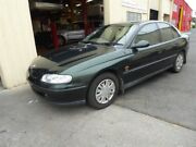 1997 Holden Commodore VT Acclaim Green 4 Speed Automatic Sedan Brendale Pine Rivers Area Preview