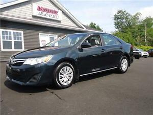 2013 Toyota Camry LE, 4 Cyl, REDUCED