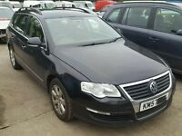 Volkswagen Passat B6 2.0tdi 2007 For Breaking