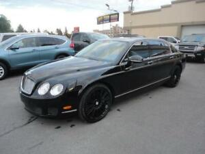 Bentley Continental Flying Spur Speed 2010 W12 Cuir Navi a vendr