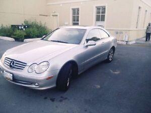 2003 Mercedes-Benz CLK 320-Class Coupe (2 door)