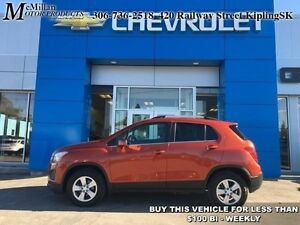 2014 Chevrolet Trax 1LT  ALL WHEEL DRIVE