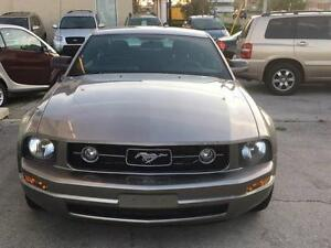 2009 Ford Mustang CLEAN CARPROOF V6 4L AC POWER OPTIONS CLEAN IN