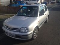 Nissan Micra Celebration 998cc very cheap to run and insure good condition great first car 50 mpg