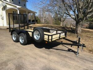 Utility Trailers , Tiny House Trailers , Fabrication and Welding