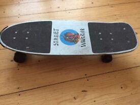 """Street Warrior"" Skateboard for Sale"