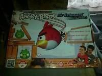 New flying argry bird