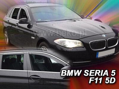 HEKO Windabweiser BMW 5er F11 Touring Kombi 4-türer Bj. ab 2010 4-teilig 11157