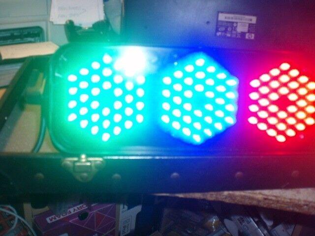 NJD MICRO 4s LED LIGHTS x 2 (
