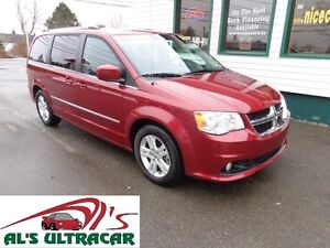 2015 Dodge Grand Caravan Crew Plus only $102 weekly tax in!