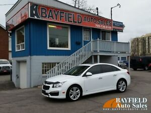 2015 Chevrolet Cruze 2LT RS **Leather/Sunroof/Only 29k!!**