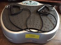 Crazy Fit Vibro Slim - oscillating vibration plate exercise machine