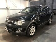 2012 Holden Captiva CG MY12 5 (FWD) Black 6 Speed Manual Wagon Beresfield Newcastle Area Preview