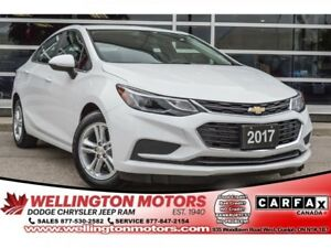 2017 Chevrolet Cruze LT / Warranty / On-Star / Back-Up Cam .....