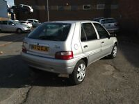 ONLY £795 - CITROEN SAXO 1.5 DIESEL - NEW M.O.T - DRIVES GREAT!