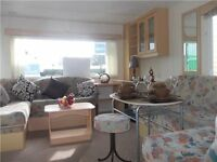 STATIC CARAVAN FOR SALE - SANDY BAY - LOW DEPOSIT AND MONTHLY PAYMENTS