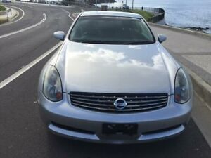 2004 Nissan Skyline 350 GT Silver Automatic Coupe North Wollongong Wollongong Area Preview