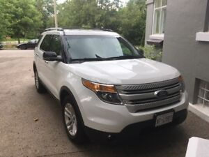 2013 Ford Explorer XLT SUV, Crossover