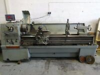 COLCHESTER MASTIFF 1400 GAP BED CENTRE LATHE 80 INCH DRO