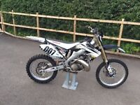 SWAP Honda CR250 2005 motocrosser for sale or swap LTZ400 quad