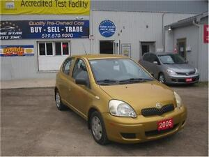 2005 Toyota Echo LE GAS SAVER STUDENT SPECIAL MUST SEE