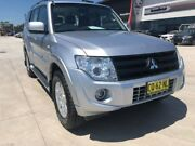 2012 Mitsubishi Pajero NW MY13 GLX-R Silver 5 Speed Sports Automatic Wagon Muswellbrook Muswellbrook Area Preview