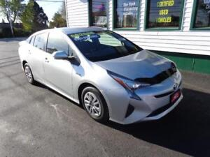 2016 Toyota Prius (NEW DESIGN!) only $185 bi-weekly!