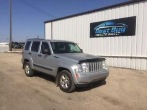 2011 Jeep Liberty Sport -  6 MTH WARRANTY INCLUDED! CALL NOW!