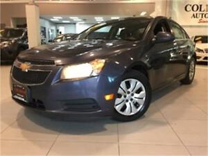 2014 Chevrolet Cruze LT-AUTOMATIC-BLUETOOTH-ONLY 52KM