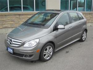 2008 Mercedes-Benz B-Class Turbo // PANO ROOF// GREAT ON