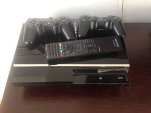 Sony PlayStation 3 awesome condition