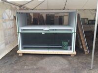 Porte patio - ODYSSEY - 6p et 5p - PVC - Thermos - LIQUIDATION