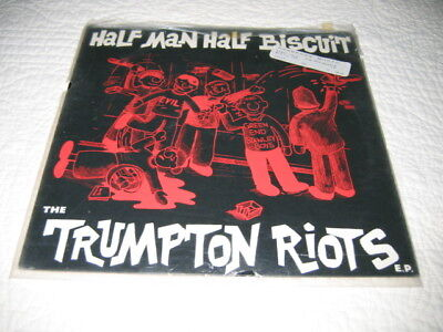 Half Man Half Biscuit The Trumpton Riots EP Import Record (Half Man Half Biscuit The Trumpton Riots)