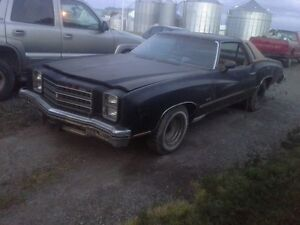 76 Monte Carlo project or for parts