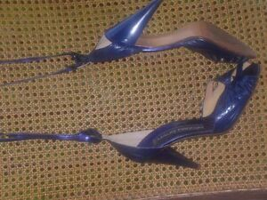 Designer womens shoes / heels in excellent condition North Shore Greater Vancouver Area image 2