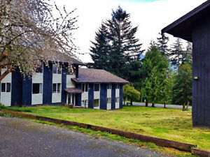 2 BED 1 BATH CONDO IN PORT ALICE B.C FOR A STEAL