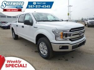 2018 Ford F-150 XLT 4x4 - Bluetooth, USB, Tow Package
