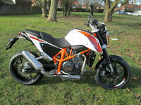KTM 690 DUKE 2015 MOTORCYCLE