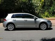 2017 Volkswagen Golf 7.5 MY18 110TSI DSG Comfortline Silver 7 Speed Sports Automatic Dual Clutch Prospect Prospect Area Preview