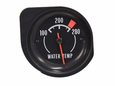 1974 Corvette Water Temperature Gauge. New GM Restoration. 280 - 280 Degree Water Temperature Gauge