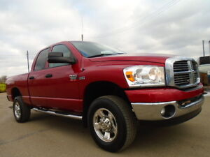 2008 Dodge Power Ram 2500HD-5.7L V8 HEMI--ONE OWNER TRUCK--CLEAN
