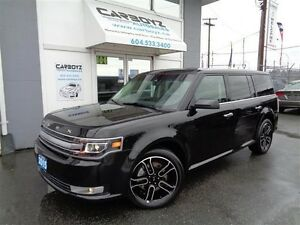 2015 Ford Flex Limited AWD, Nav, Leather, Sunroof