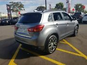 2016 Mitsubishi ASX XC MY17 LS 2WD Grey 6 Speed Constant Variable Wagon Blair Athol Port Adelaide Area Preview