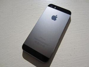 Mint iPhone 5s Black Edmonton Edmonton Area image 1