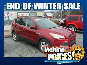 2015 Ford Escape SE Front Wheel Drive