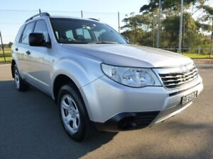 2008 SUBARU FORESTER X, MANUAL, EXCELLENT CONDITION Redhead Lake Macquarie Area Preview
