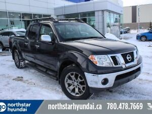 2014 Nissan Frontier SL/CREW/LEATHER/BACKUPCAM