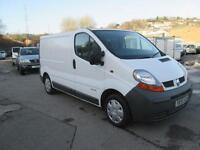 2005/55 Renault Trafic Vivaro 1.9TD SL27dCi 100 *** NO VAT TO PAY ***